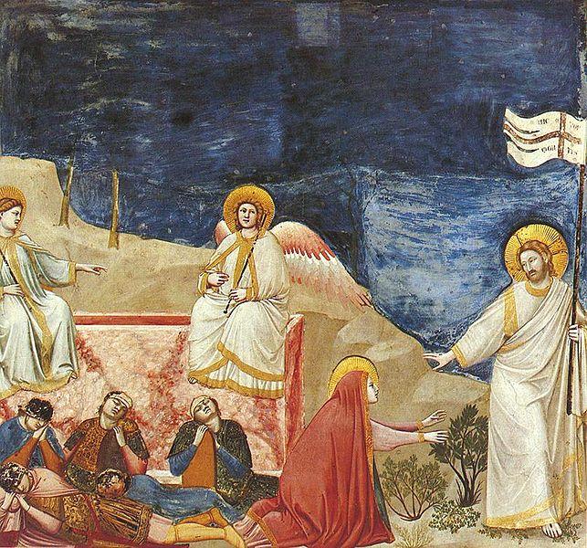Giotto's Resurrection