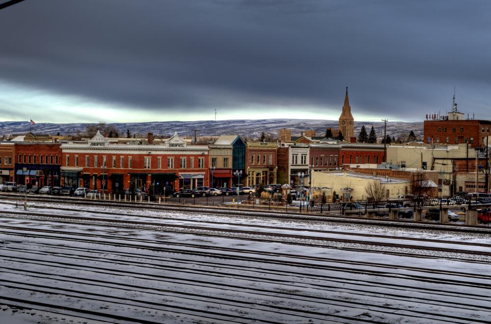 Old West Laramie