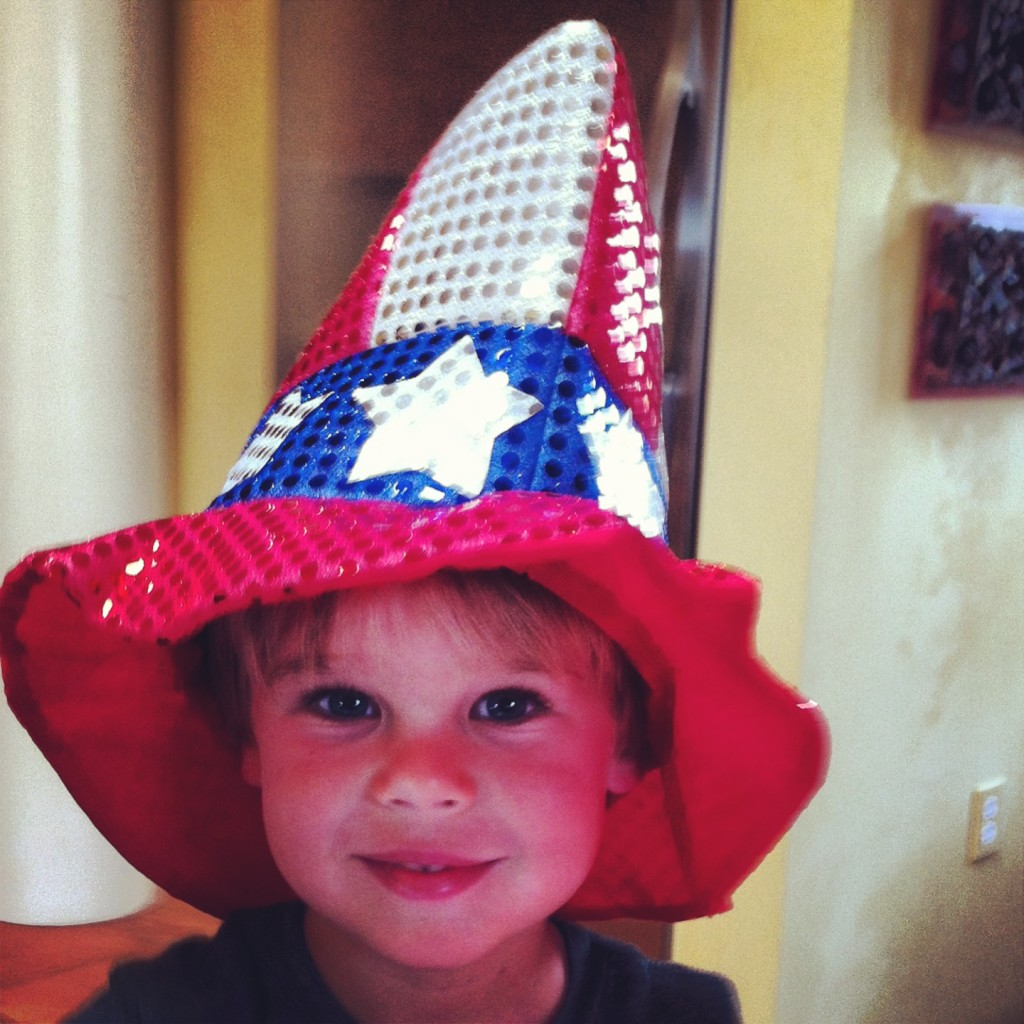 Baby Uncle Sam